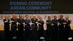 ၂၇ ႀကိမ္ေျမာက္ ASEAN ထိပ္သီးညီလာခံမွာ ေတြ႔ရတဲ့ ေခါင္းေဆာင္မ်ား