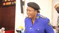 Mli: Mousso N'Gana COMMISSAIRE DIVISIONNAIRE AMINATA DIALLO be kouma policici moussow ka baara kan.