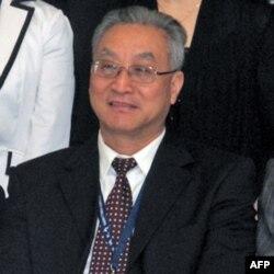 张铭清 中国海协会副会长