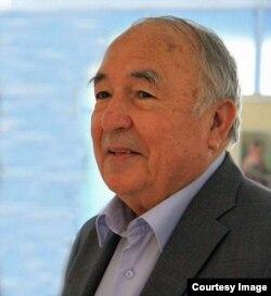 O'zbekiston Xalq shoiri Erkin Vohidov (1938-2016)