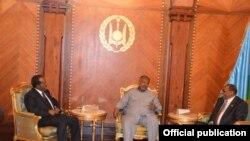 Madaxweynayaasha Somalia, Djibouti iyo Somaliland