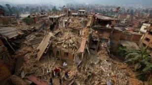 نیپال: زلزلے سے ہلاکتوں کی تعداد 3200 سے تجاوز کر گئی