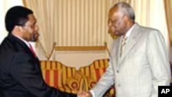 Lei de Segurança angolana Deve Ser Discutida - UNITA