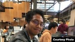 Reinardus Surya Pradhitya (Adhit) bekerja sebagai Software Engineer di Facebook sejak 2013 (courtesy photo).