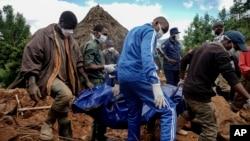 Cyclone Idai Death Toll Rises as More Bodies Found