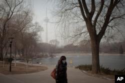 北京的空氣污染