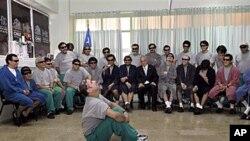 Οι 33 μεταλλωρύχοι στο νοσοκομείο