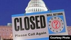 美国政府10月1日关闭