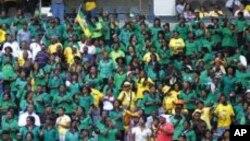 ေတာင္အာဖရိက ANC ပါတီ ရာျပည့္အခမ္းအနား ဆင္ႏႊဲ