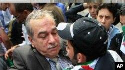 مصر: شام کی حزب اختلاف کے خلاف مظاہرہ