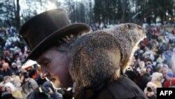 Marmot ABŞ-da qışın altı həftə uzanacağını proqnozlaşdırdı