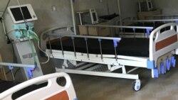 Hospitali Amboo fi Naqamtee namota ala jiran irraa gargaarsa argate