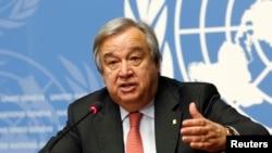 Mantan PM Portugal Antonio Guterres (foto: dok).