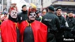 Karnaval Cologne di Jerman tahun 2015. (Foto: dok.)