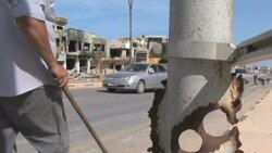 Battered Gadhafi Hometown Faces Long Recovery