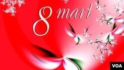 8 Mart Qadınlar günü