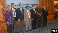 Peserta seminar bisnis ASEAN-India di Bali bulan Oktober yang lalu. Hubungan ekonomi ASEAN-India diperkirakan akan meningkat di masa depan (Foto: dok).