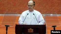 Presiden Myanmar Thein Sein (Foto: dok)