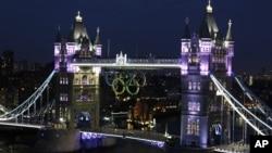 2012年倫敦奧運會已經進入倒數階段。