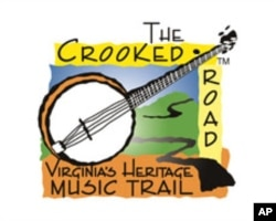 The Crooked Road, is a twisting 480-kilometer long route across the Appalachian Mountains of southwestern Virginia, that connects venues where traditional mountain music is played.
