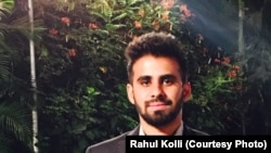 Rahul Kolli gave up his plans to study in a US university and opted to go to one in Ireland due to fears that new policies to keep jobs for Americans will make it difficult to work in the US.