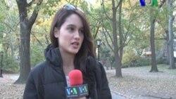 Cinta Laura di New York - Liputan Pop Culture VOA untuk Dahsyat