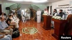 په دوحه، قطر کې د افغان طالبانو دفتر