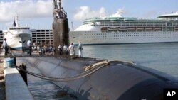 Tàu ngầm hạt nhân USS Miami
