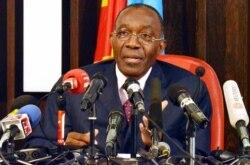 Extrait du point de presse du ministre congolais des Affaires étrangères Raymond Tshibanda/Radio Top Congo FM