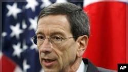 美國國務院核不擴散和武器控制問題顧問羅伯特.艾因霍恩。(資料圖片)