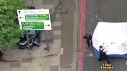 У Лондоні показово пошматували солдата