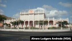 Palácio do Povo, S.Vicente, Cabo Verde