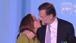 2011-11-21 粵語新聞: 西班牙新首相說他的敵人將是債務和失業率