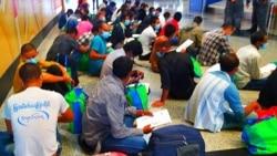 မလေးရှားမှာ အကျဉ်းကျခဲ့သူတွေအပါအဝင် နောက်ထပ် မြန်မာ ၁၇၀ ကျော် အိမ်ပြန်ခွင့်ရ