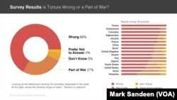 Survey: Torture and War