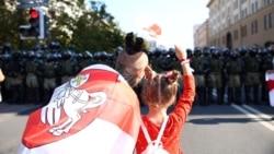 Belorusija: Protest građana u Minsku