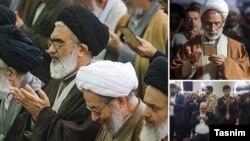 عکس هایی از مراسم نماز قرآن
