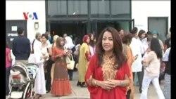 Sholat Idul Fitri di Rantau - Liputan Berita VOA