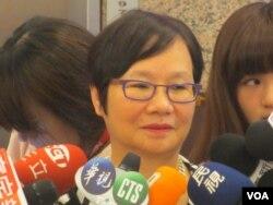 台湾执政党国民党立委罗淑蕾