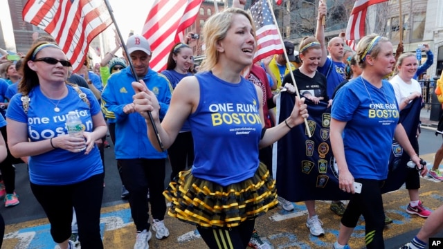 Boston Marathon Bombing Charity Run