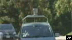 گوگل کی نئی کار۔۔ جوڈرائیور کے بغیر چلتی ہے
