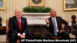 Ông Obama và ông Trump đã thảo luận một loạt các vấn đề chính sách quốc nội và đối ngoại cùng các chi tiết liên quan đến giai đoạn chuyển quyền.