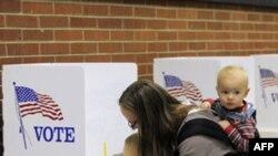 Америка голосует. Денвер. Штат Колорадо. 2 ноября 2010 года