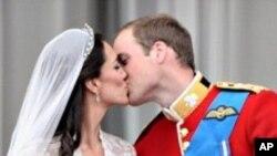 พิธีเสกสมรสระหว่าง เจ้าชายวิลเลียม และแคทเธอรีน มิดเดิลตัน เมื่อ 29 เมษายน 2554
