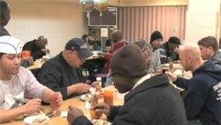 Thousands of Homeless Veterans in New York City