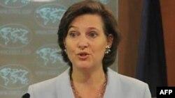 Phát ngôn viên Bộ Ngoại giao Hoa Kỳ Victoria Nuland