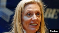 Under Secretary of the U.S. Treasury for International Affairs Lael Brainard (file photo)