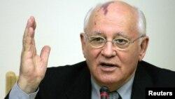 """Ông Gorbachev nói """"đổ máu tại châu Âu và Trung Đông với việc tan vỡ của những cuộc đối thoại giữa các cường quốc chính là một mối quan ngại to lớn."""""""