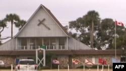 佛罗里达的汽车教会