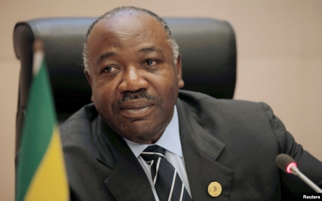 Gabon's President Ali Bongo has been in Morocco since October, 2018, receiving treatment for a stroke.